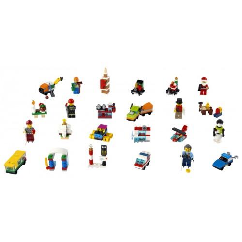 LEGO® City Advent Calendar...