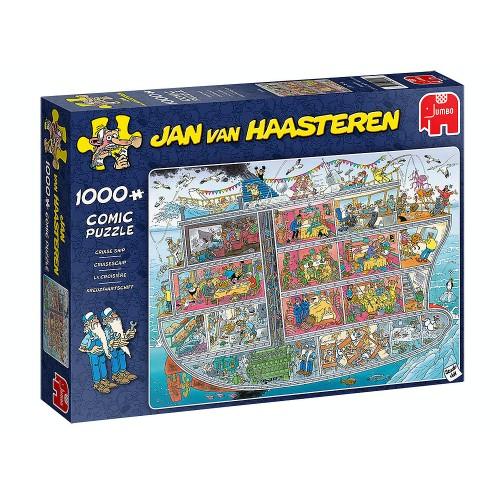 Jan Van Haasteren Cruise...