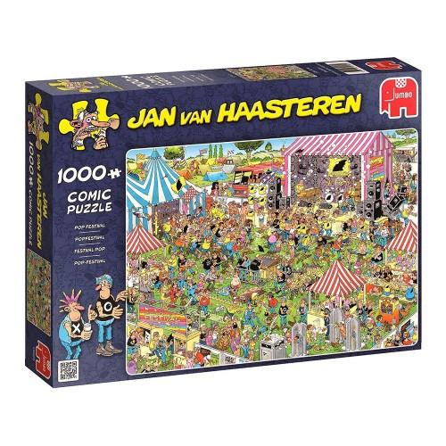 Jan Van Haasteren Pop...