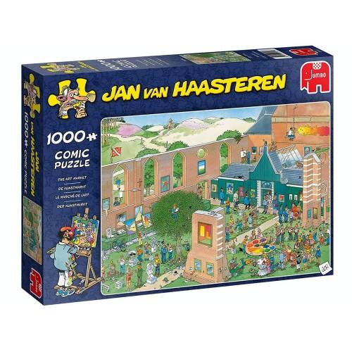 Jan Van Haasteren The Art...