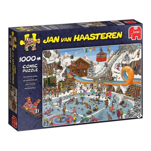 Jan Van Haasteren The...