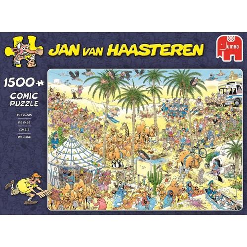 Jan Van Haasteren The Oasis...