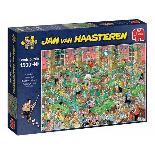 Jan Van Haasteren Chalk Up!...
