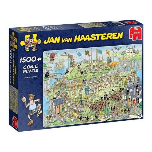 Jan Van Haasteren Highland...