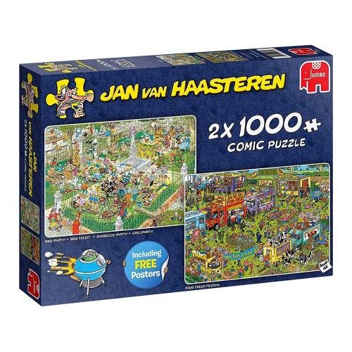 Jan Van Haasteren Food...
