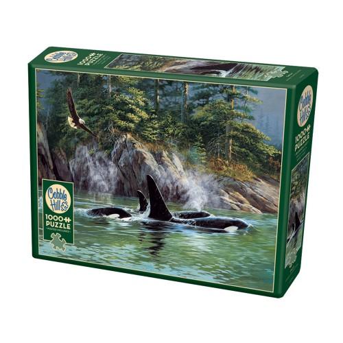 Orcas - Cobble Hill 1000pc...