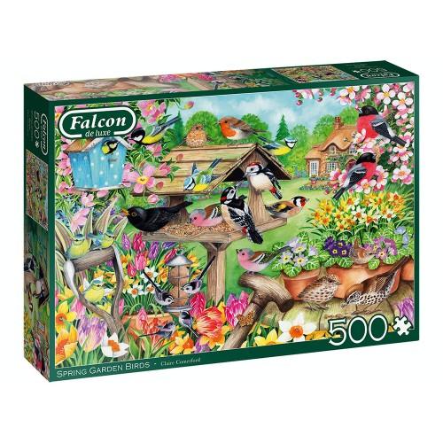 Spring Garden Birds -...