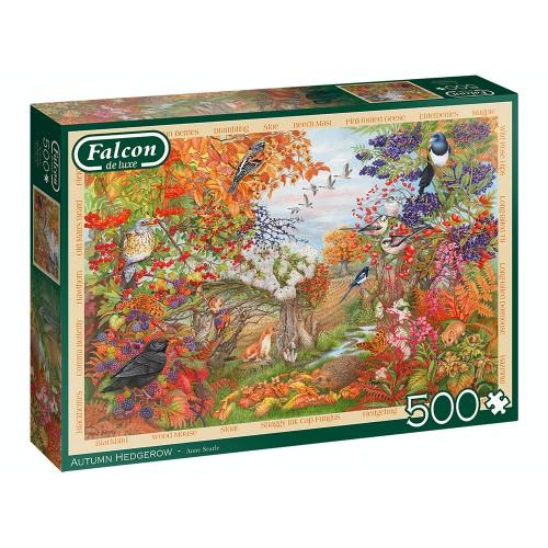 Autumn Hedgerow - Falcon de...
