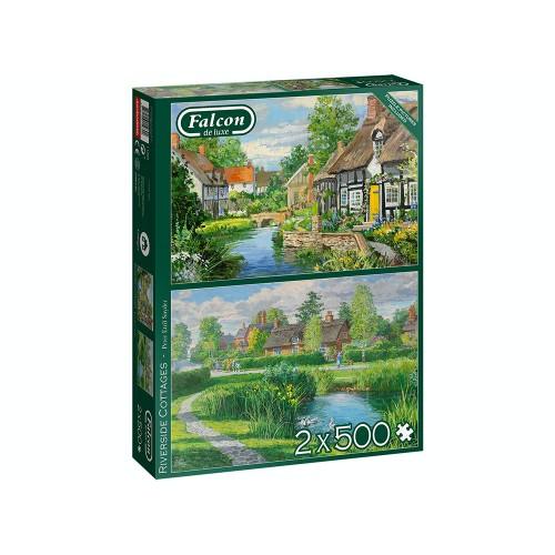 Riverside Cottages - Falcon...