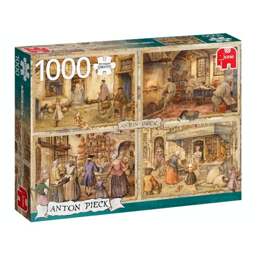 Anton Pieck Bakers From the...