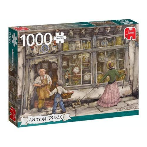Anton Pieck The Clock Shop...