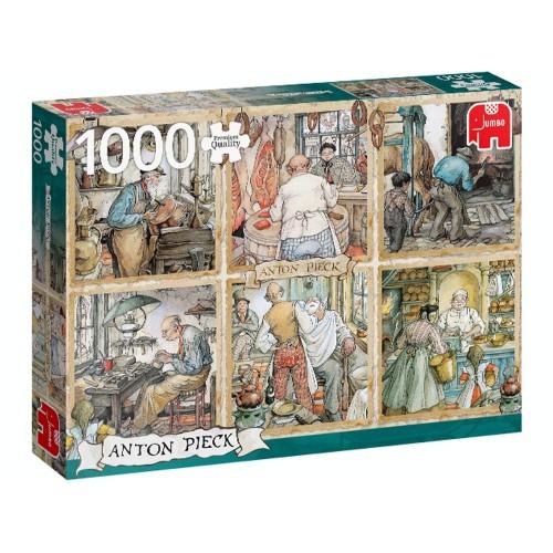 Anton Pieck - Craftmanship...