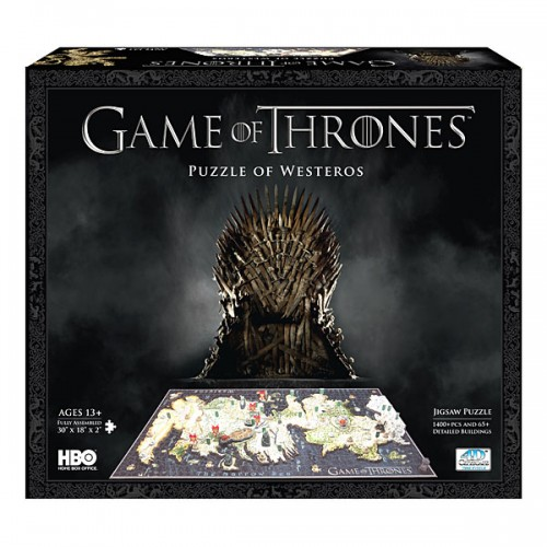 Game of Thrones Puzzle of Westero