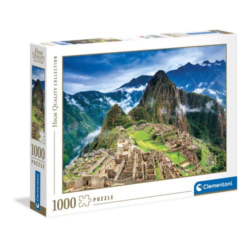 Machu Picchu Clementoni...