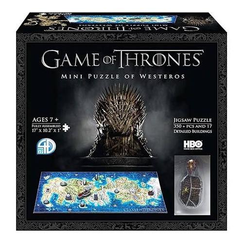 Game of Thrones Mini Puzzle of Westeros