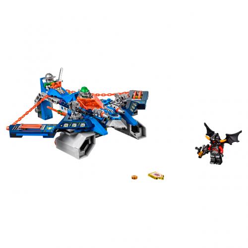 Aaron Fox's Aero Striker V2
