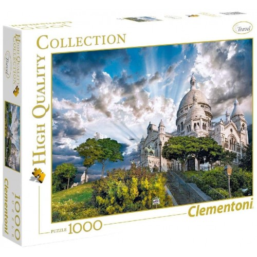 Montmartre Clementoni...