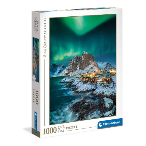 Lofoten Islands Clementoni...