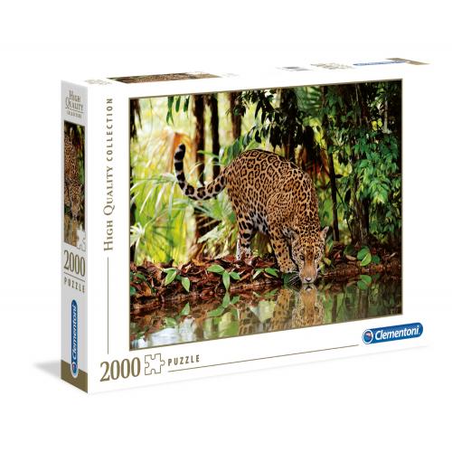 Leopard Clementoni  2000pc...