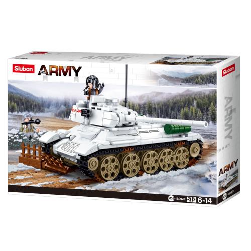 T34/35 Medium Heavy Tank