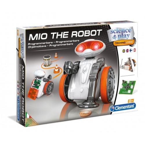 Mio the Programmable Robot Toy