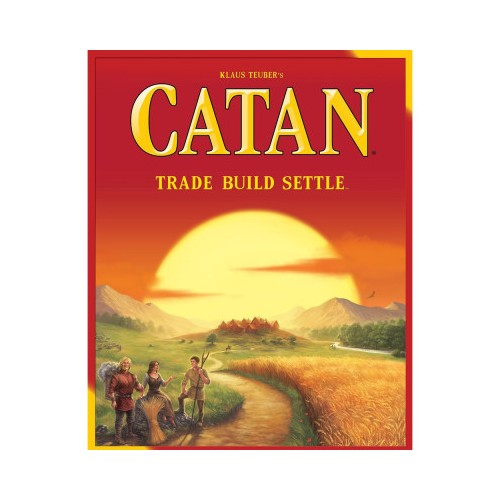 Settlers or Catan