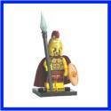 Spartan Warrior - LEGO Series 2 Collectible Minifigure