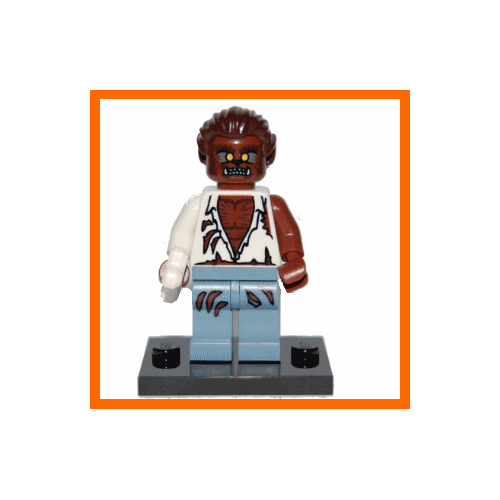 Werewolf - LEGO Series 4 Collectible Minifigure