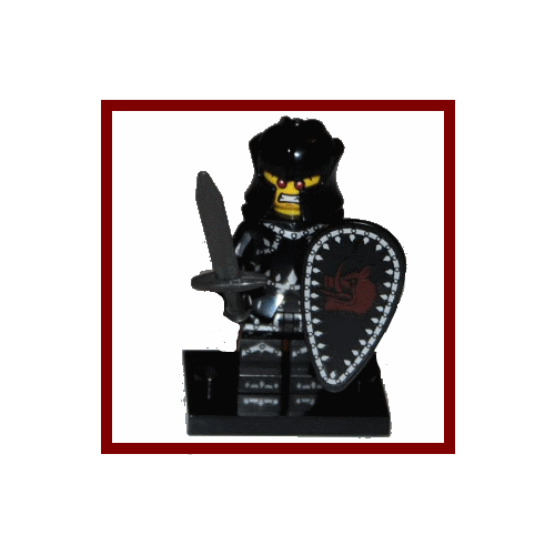 Dark Knight - LEGO Series 7 Collectible Minifigure