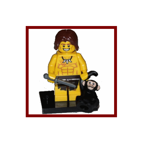 Jungle Boy - LEGO Series 7 Collectible Minifigure