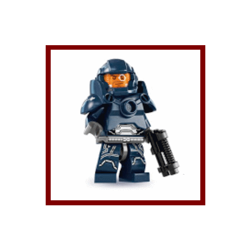 Space Marine - LEGO Series 7 Collectible Minifigure