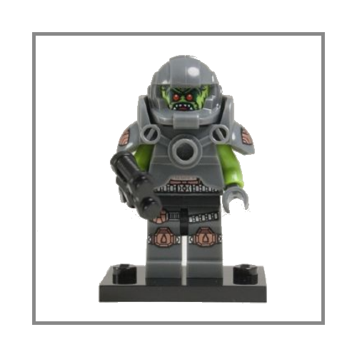 Alien Avenger - LEGO Series 9 Collectible Minifigure