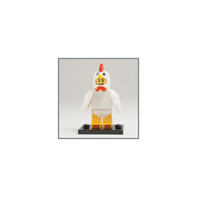 Chicken Suit - LEGO Series 9 Collectible Minifigure