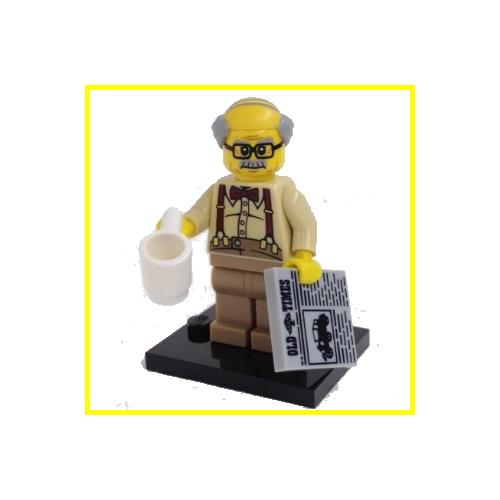 Grandpa - LEGO Series 10 Collectible Minifigure