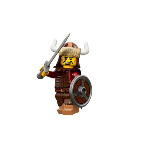 Hun Warrior - LEGO Series 12 Collectible Minifigure