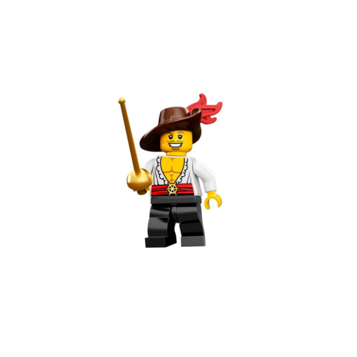 Swashbuckler - LEGO Series 12 Collectible Minifigure