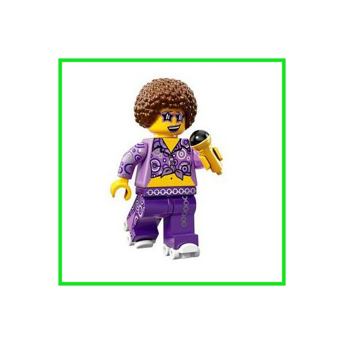 Disco Diva - LEGO Series 13 Collectible Minifigure