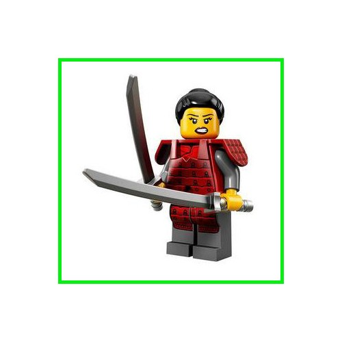 Female Samurai - LEGO Series 13 Collectible Minifigure