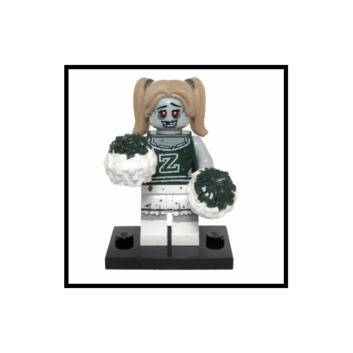 Zombie Cheerleader - LEGO Series 14 Collectible Minifigure