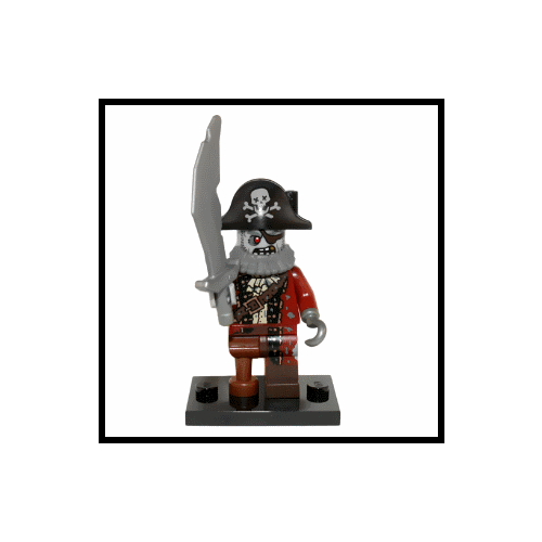 Zombie Pirate - LEGO Series 14 Collectible Minifigure