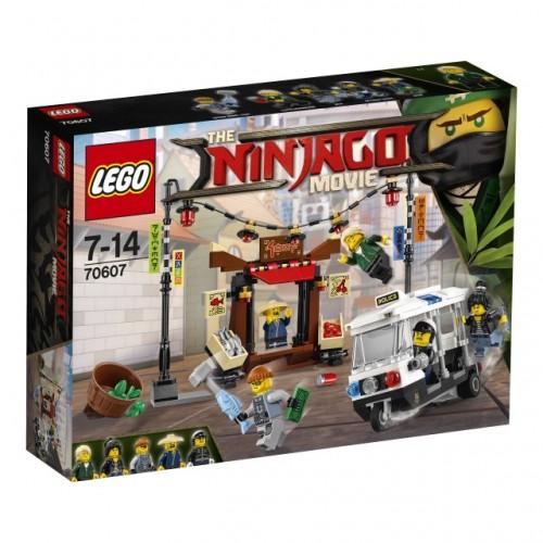 Ninjago City Chase
