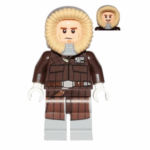 Han Solo Parka (Hoth)