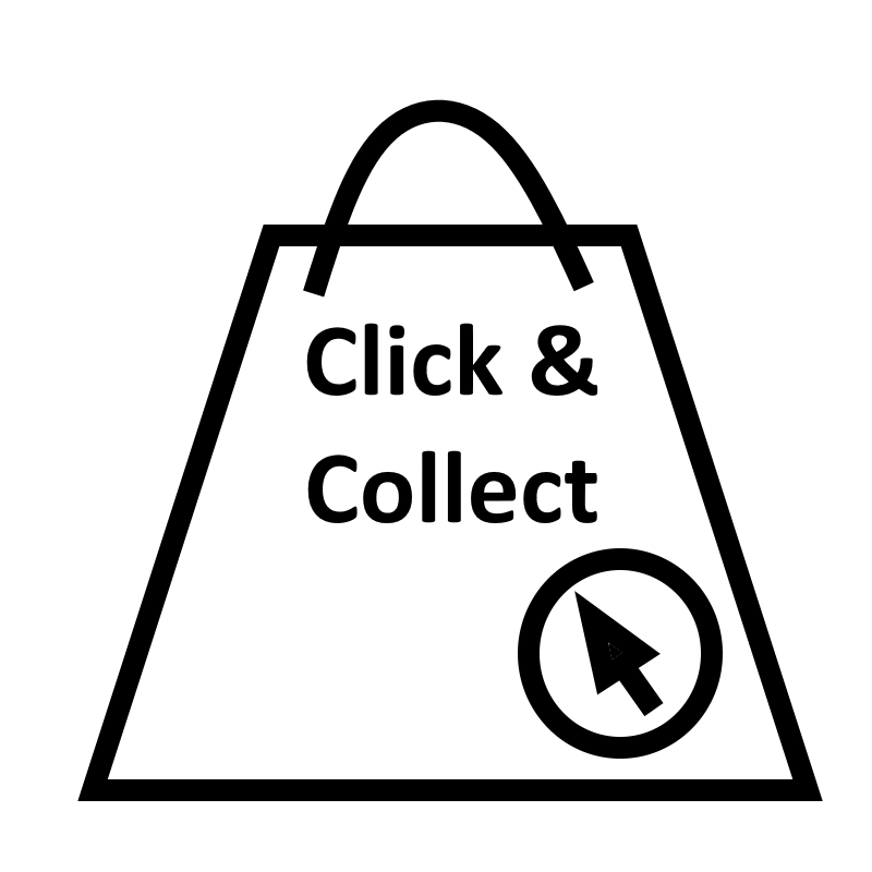 Click & Collect available at checkout